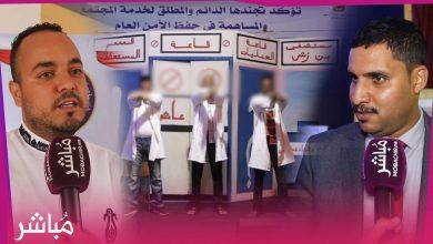 سجناء يبدعون في المهرجان الوطني الثالث للمسرح بالسجن المحلي طنجة 1 4