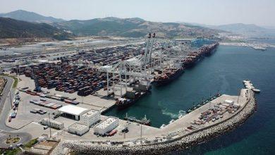 ميناء طنجة المتوسط يسجل أكبر ارتفاع في مجال مؤشر الربط 2