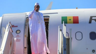 الرئيس السينغالي يزور مدينة طنجة 2
