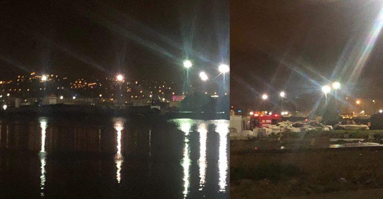 """""""سودور"""" يطعن شخصا ويفر سباحة في ميناء طنجة 1"""
