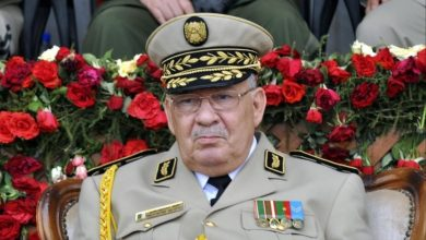 وفاة أحمد قايد رئيس أركان الجيش الجزائري 5