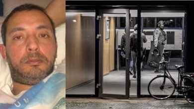 """الشرطة الهولندية توقف شقيقة """"التاغي"""" زعيم عصابة ملائكة الموت وأشخاص أخرين 5"""