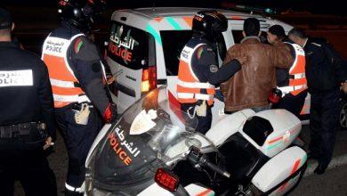 اعتقالات في صفوف المشجعين عقب شغب ديربي البيضاء 5