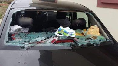 طنجة..مجهولون يكسرون نوافذ سيارات بجماعة اجزناية ويسرقون محتوياتها 3