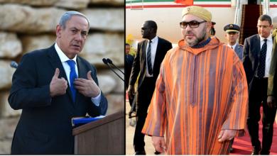 الملك يرفض دخول نتنياهو للأراضي المغربية 2