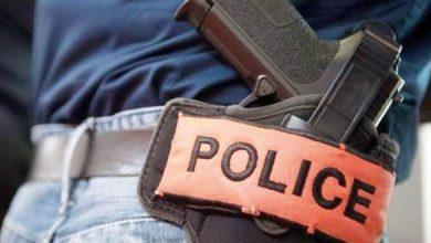 شرطي يضطر لإطلاق النار لتوقيف شخص في حالة هستيرية 3