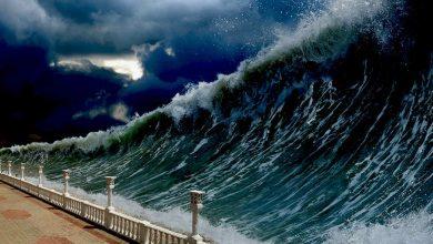 """بلاغ.. """"ميني تسونامي"""" يضرب سواحل العرائش بعد غد الإثنين 4"""