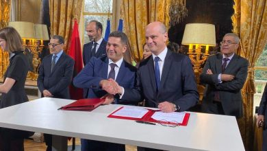 """وزير التربية المغربي ونظيره الفرنسي يوقعان على """"إعلان نوايا مشتركة"""" 4"""