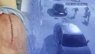 عصابة تختطف شاب وتعتدي على أخر بحي البرانص بطنجة 6