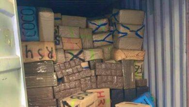 """طنجة..فتح تحقيق لتوقيف المتورطين في محاولة تهريب أزيد من 16 طن من """"الحشيش"""" 10"""