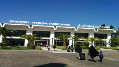 مطار تطوان الدولي يحقق نموا بنسبة 98,37% 3