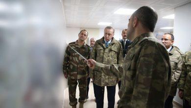 أردوغان يعلن رسميا بدء تحرك الجيش التركي نحو ليبيا 5