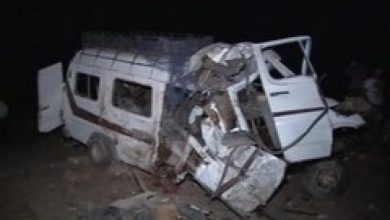 21 جريح في حادثة سير خطيرة بإقليم العرائش 5