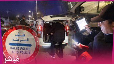 عناصر أمن تطوان تشدد الرقابة على الراغبين في دخول المدينة 2