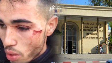 """بعد نشر ڤيديو..الأمن يوقف """"الشيكي"""" الذي اعتدى على حارس ليلي بسكين 6"""