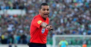 الحكم المغربي رضوان جيد ضمن قائمة الحكام الأفارقة المرشحين لمونديال قطر 2022 5