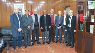 اجتماع رسمي لتفعيل اتفاقية شراكة بين إتحاد نقابات طنجة وكلية الآداب بتطوان 2