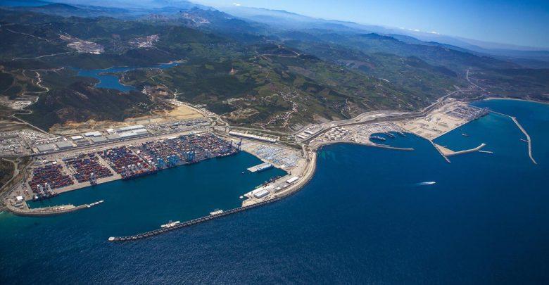معالجة 4.8 مليون حاوية خلال سنة 2019 بميناء طنجة المتوسط 1