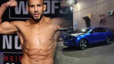 فايسبوكيون ينتقدون أبو زعيتر بعد ركنه لسيارة في مكان ممنوع بمراكش 3