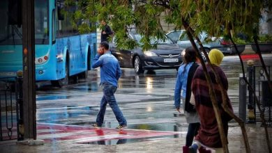 مقاييس التساقطات المطرية المسجلة بمدن الشمال خلالالـ24 ساعة الماضية 2