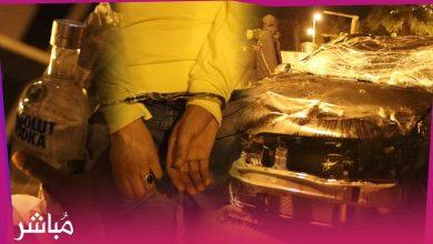 """أهم تدخلات رجال الأمن بطنجة ليلة """"البوناني"""" 5"""