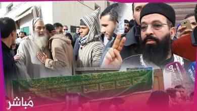 الشيخ عمر الحدوشي يقول كلمات مؤثرة في حق العلامة المحدث بوخبزة 2