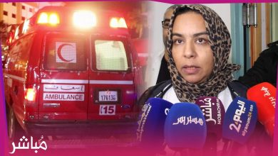 طبيبة المستشفى: هذه حصيلة ضحايا حريق مقهى الشيشة 5