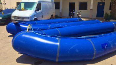 إحباط تهريب 5 زوارق مطاطية بميناء طنجة المتوسط 4