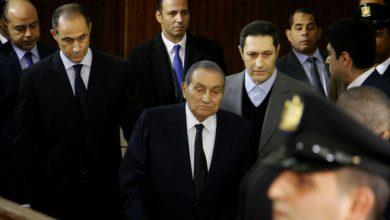 وفاة الرئيس المصري الأسبق حسني مبارك 5