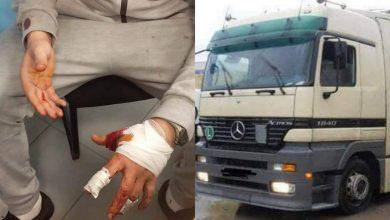 سائق مهني يتعرض للسرقة من طرف خطافة النقل السري بطنجة 6