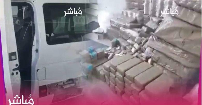 25 طن من الحشيش تتسبب في حرب طاحنة بين بارونات 1
