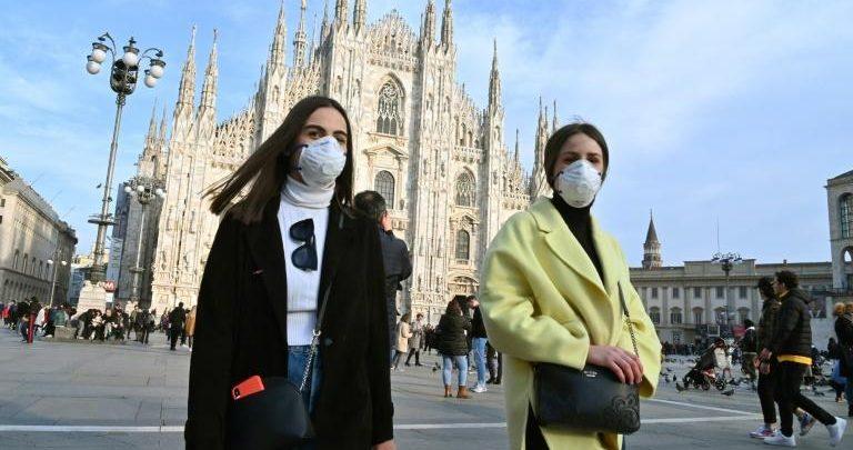 فيروس كورونا..القنصلية المغربية بإيطاليا تحدث خلية أزمة 1