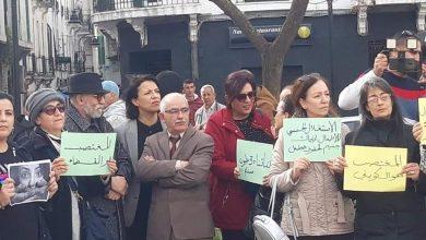 فعاليات حقوقية بتطوان تندد بإطلاق سراح المغتصب الكويتي 3