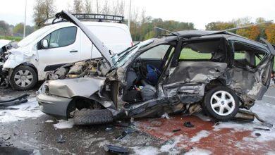 مصرع 18 شخصا في 2002 حادثة سير الأسبوع الماضي 2