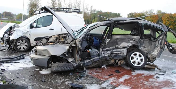مصرع 18 شخصا في 2002 حادثة سير الأسبوع الماضي 1