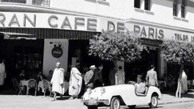 مقهى باريس التاريخي بطنجة يمنع رواده من الكتابة 4
