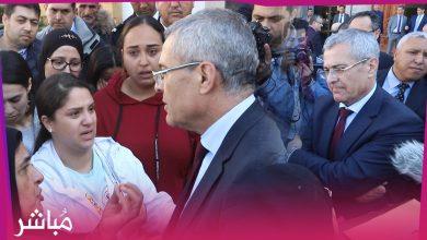 عائلات معتقلي 27 طن تلتقي بوزير العدل بطنجة وتطالبه باعادة فتح تحقيق في القضية 4