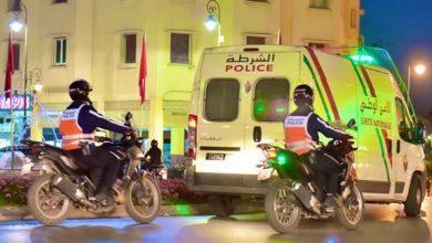 أمن طنجة يوقف شخصين تمردا على حالة الطوارئ 3