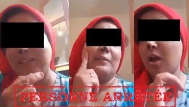 توقيف سيدة شتمت الجالية المغربية عبر مقطع فيديو 4