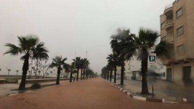 أمطار عاصفية تحاصر الساكنة وتخلف خسائر مادية بإقليم شفشاون 5