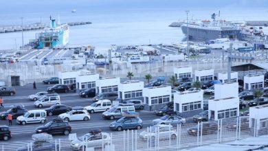 مطالب بتوفير الظروف الصحية الملائمة لمستخدمي ميناء طنجة المتوسط 5
