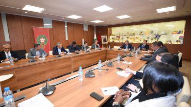 اجتماع طارئ للجامعة الملكية المغربية لكرة القدم 3
