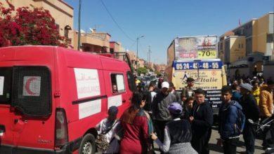 توقيف سائق حاول دهس عشرات التلاميذ أمام مؤسسة تعليمية 4