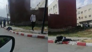 الأمن يكشف حقيقة أشرطة فيديو لإغماء أشخاص بطنجة وتطوان بسبب كورونا 4