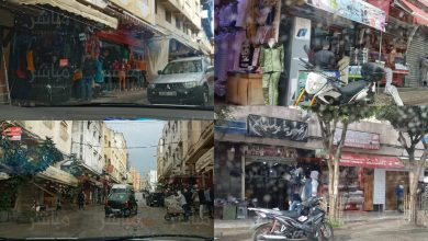 بالرغم من حالة الطوارئ حي مسنانة يعيش حالة طبيعية! 4