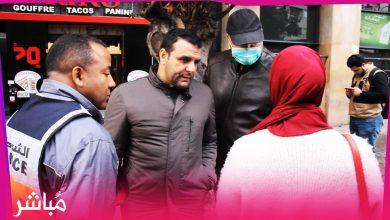 شوارع طنجة خالية من المواطنين بعد حالة الطوارئ 4