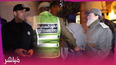حملة أمنية كبيرة جابت منطقة كسباراطا بطنجة تطبيقا للحجر الصحي 5