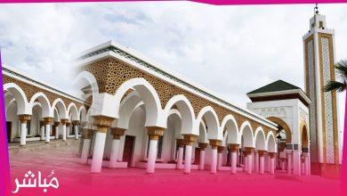 هكذا بدت مساجد طنجة بعد إلغاء خطبة الجمعة لأول مرة في التاريخ 1