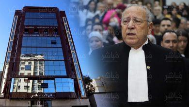 نقيب المحامين بطنجة ينتقد المتمرنين ويتوعدهم بالعقاب 2