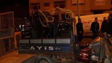 السلطات تداهم مقهى بحي مغوغة وتعتقل عدد من الأشخاص 4